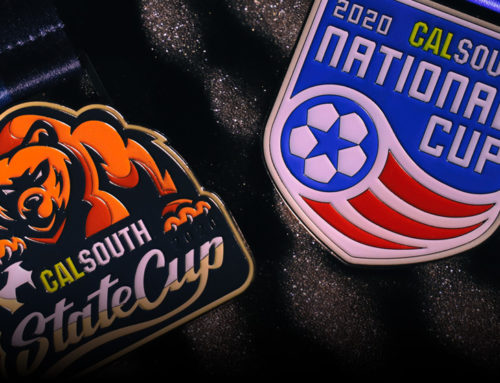 VIDEO: Check out the 2020 State Cup and National Cup Medals