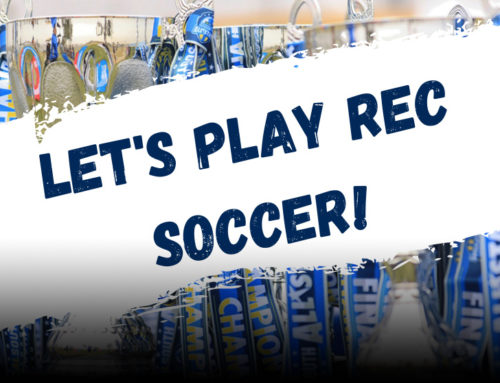 Cal South Announces 'Let's Play Rec Soccer'